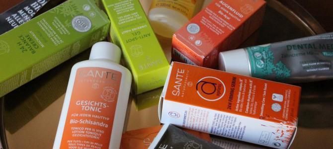 SANTE-Naturkosmetik: wirksame Pflege aus der Natur