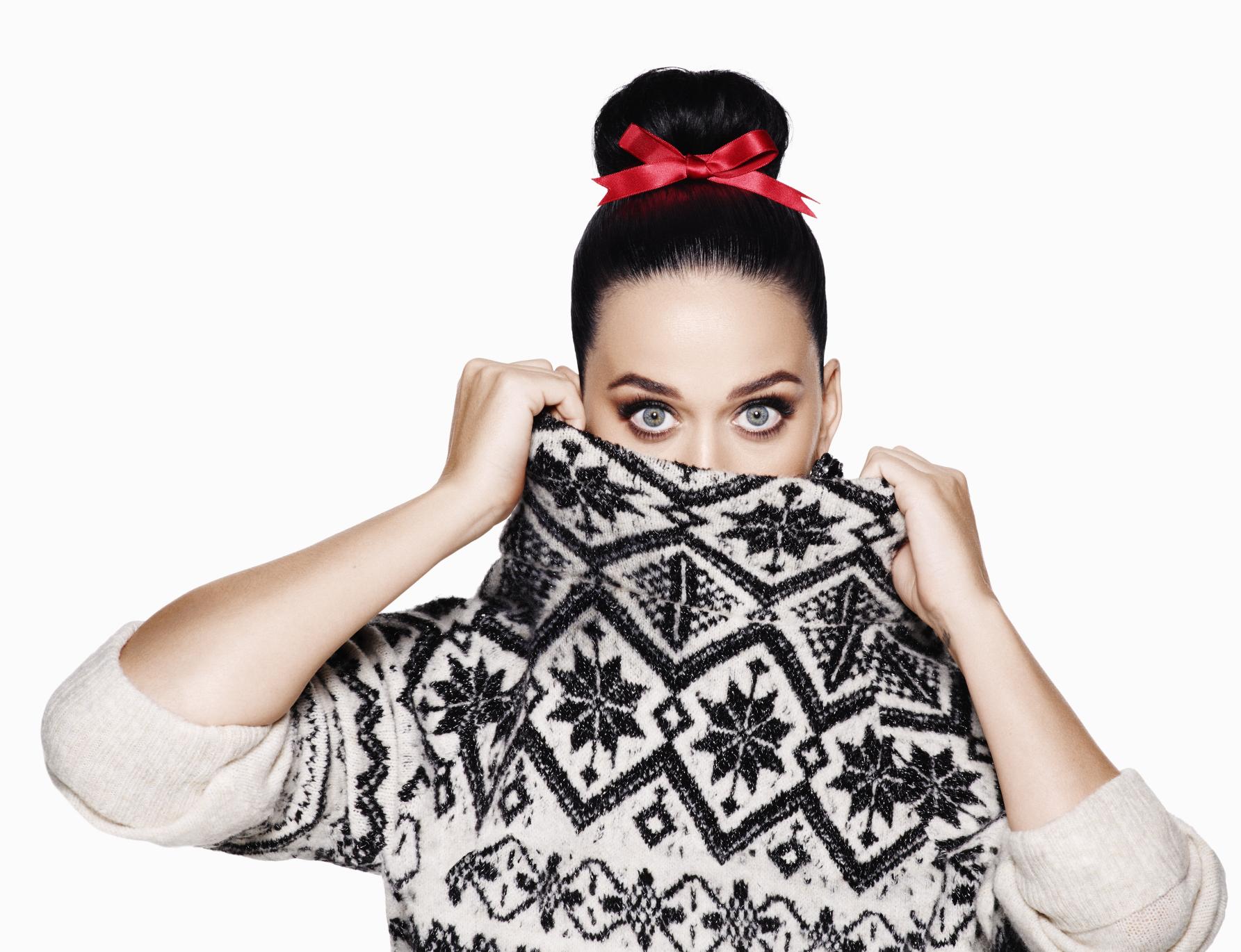 Weihnachten mit Katy Perry @H&M