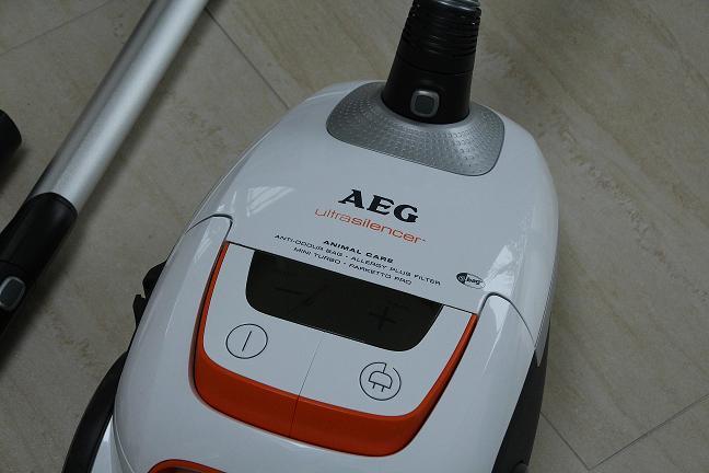 AEG UltraSilencer AUS8230: leiser Staubsaugen geht nicht