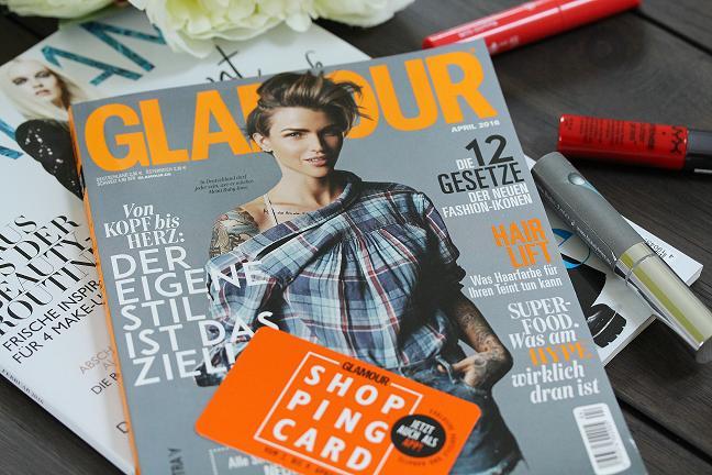 Glamour Shopping Week