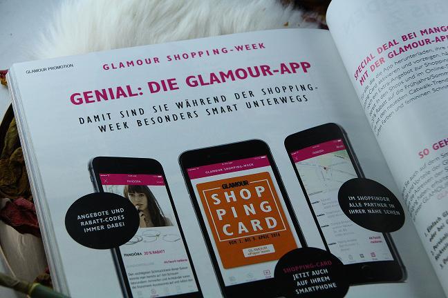 Glamour Shopping Week_App