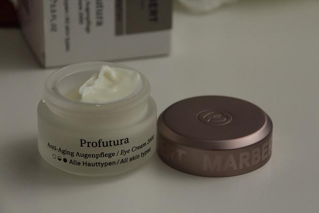 Marbert_Profutura_Anti Aging Augenpflege_Cremekonsistenz