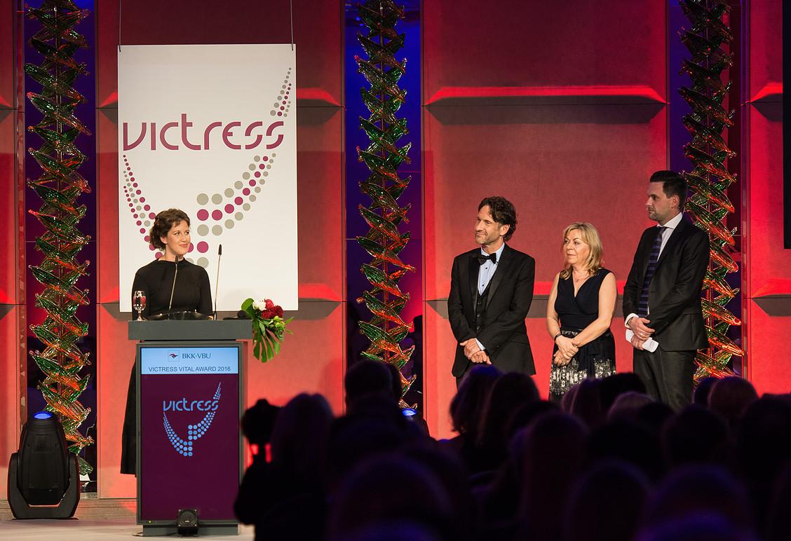 Das Leben ist schön_Victress Award 2016_Vital Award