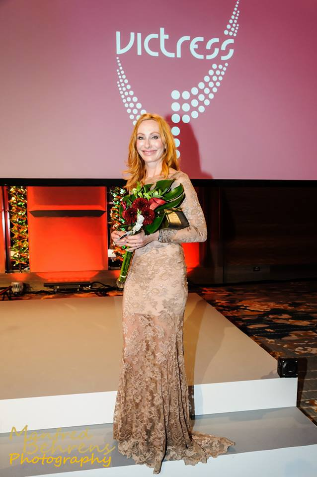 Victress Award_Andrea Sawatzki