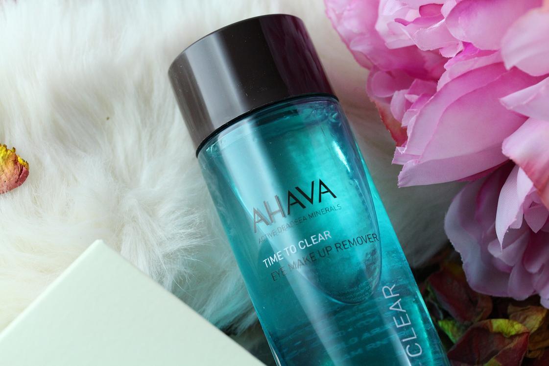 AHAVA: Augen-Make-up-Entferner