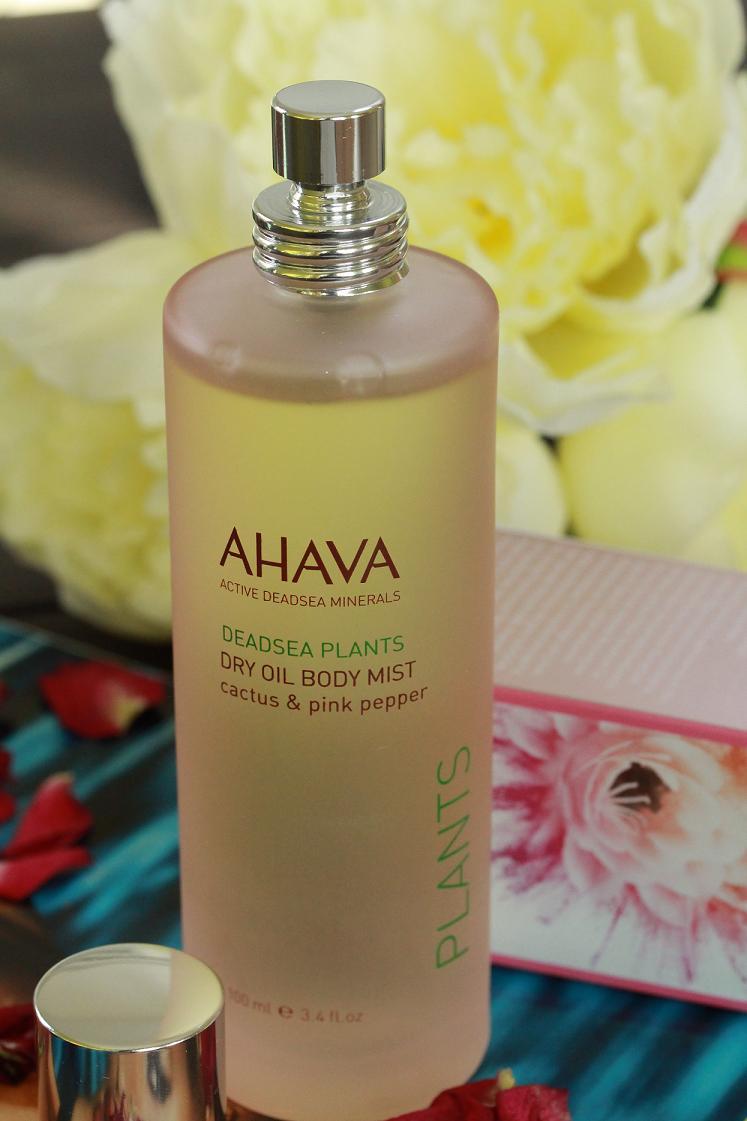 Das Leben ist schön_AHAVA_Body Spray