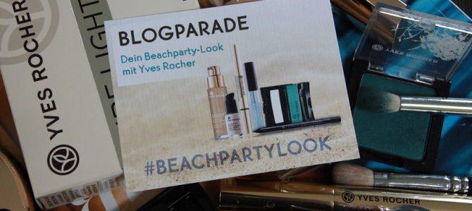 Blogparade   Beachparty-Look mit Yves Rocher