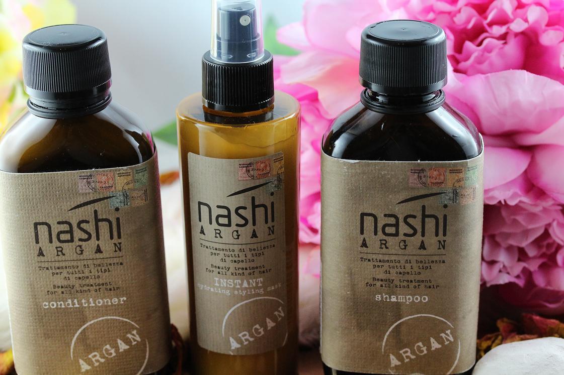 Nashi Argan Öl_3er Set