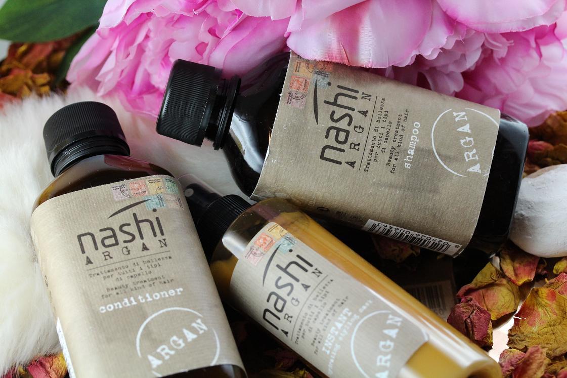 Darf ich vorstellen: Haarpflege von Nashi Argan