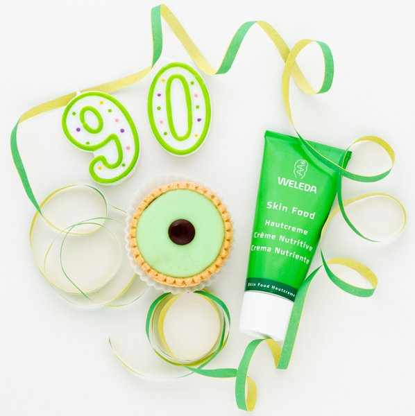 Happy Birthday: Weleda Skin Food [inklusive Gewinnspiel]