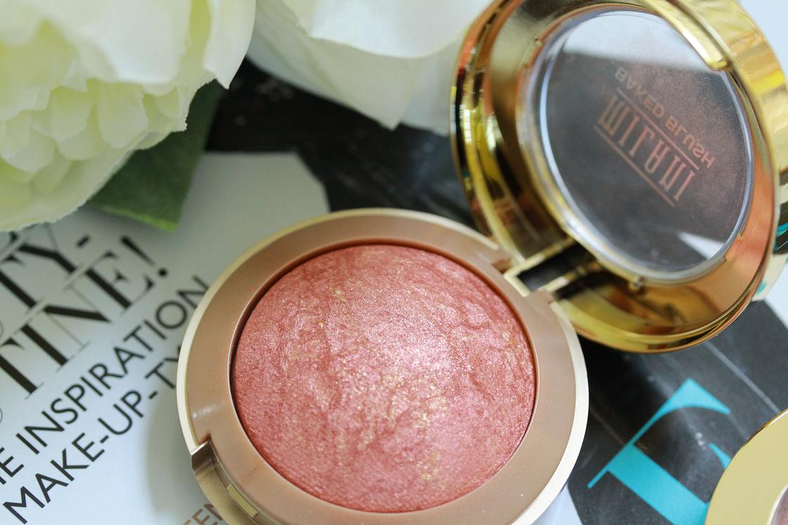 Blogparade_my fabulous5_5 Beautyfavoriten_Milani Blush_Rose D'oro