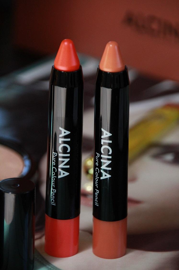 Glowing Summer_ALCINA_Lippenpencils