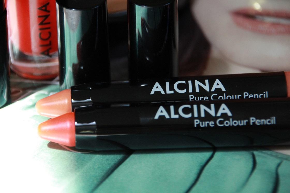 Glowing Summer_ALCINA_Lippenpencils_Vorderansicht