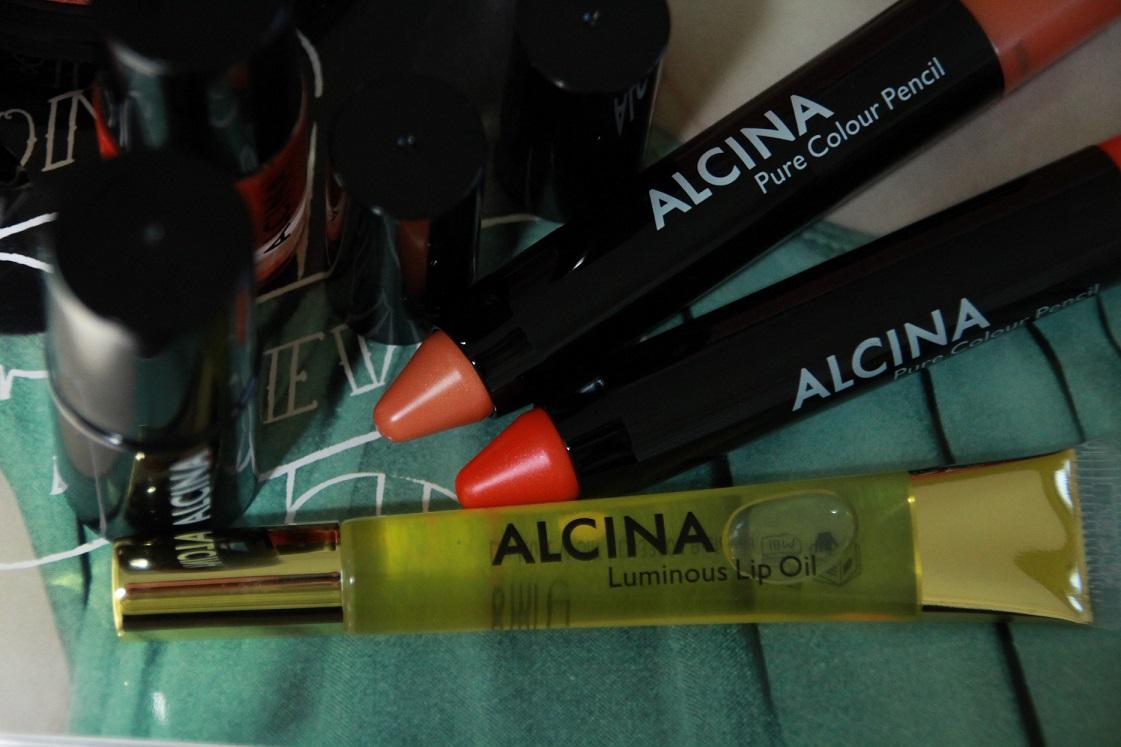 Glowing Summer_ALCINA_Luminous Lip Oil