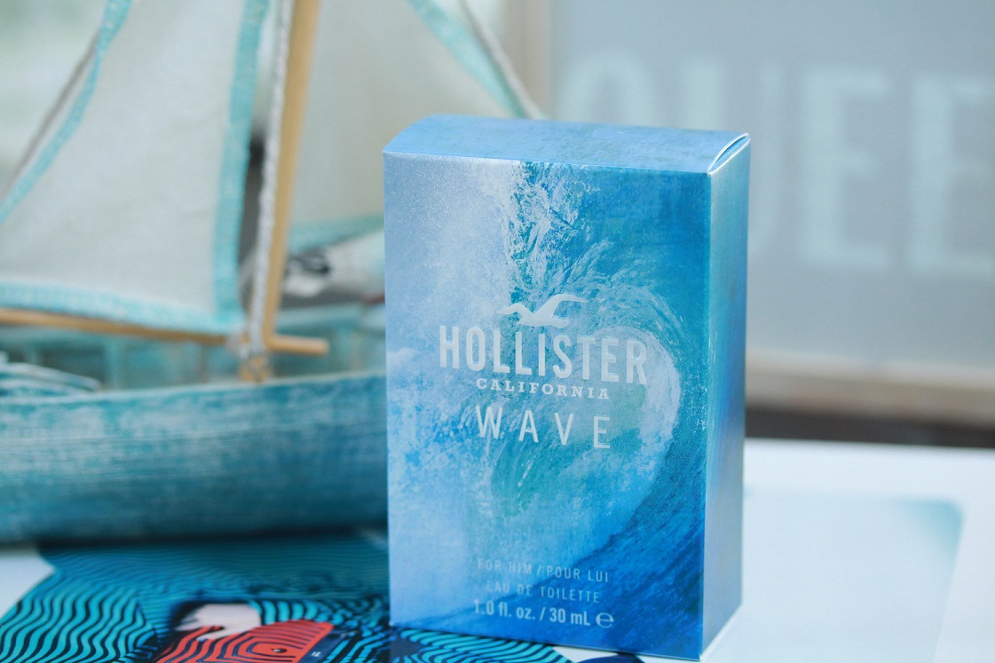 Hollister California_Wave for Him