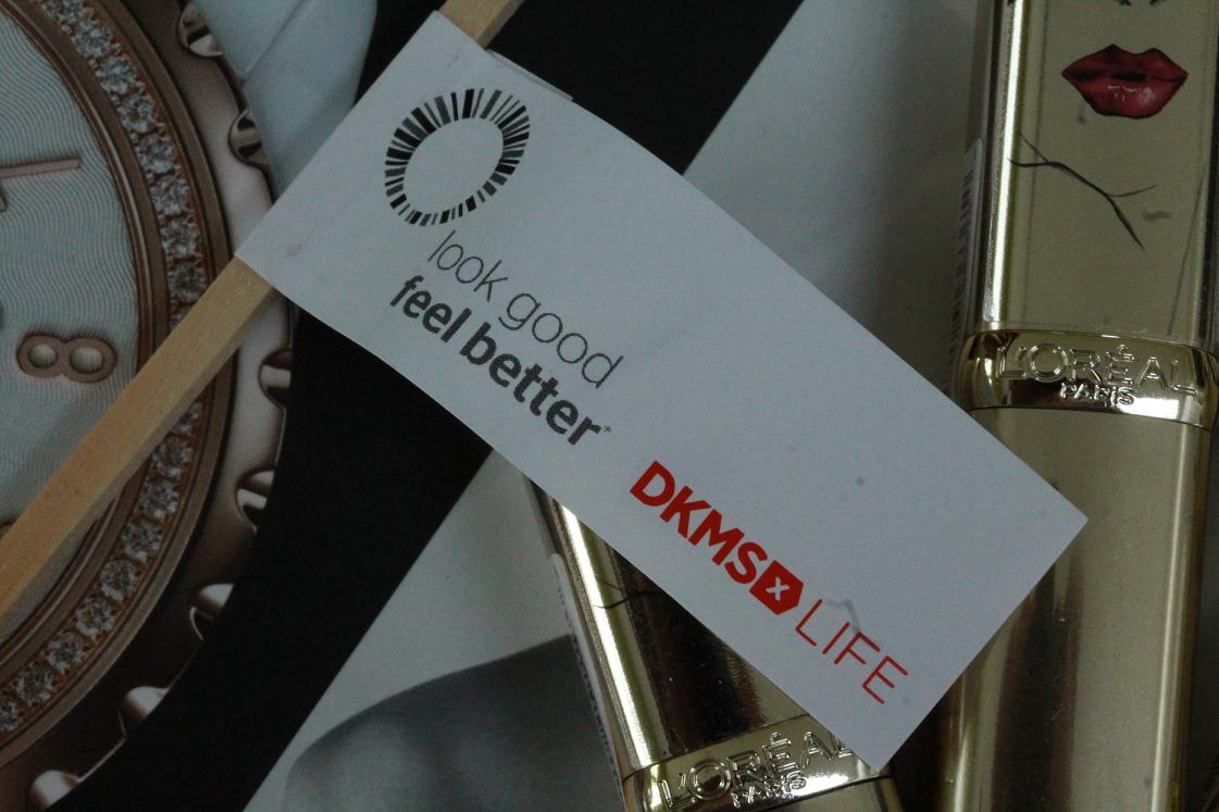 L'ORÉAL PARiS & DKMS LIFE - #coloryourlifeforcharity_02