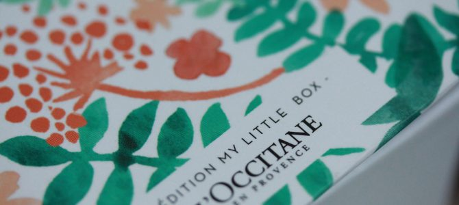 L'Occitane: My Little Mini Flower Book [inklusive Gewinnspiel]