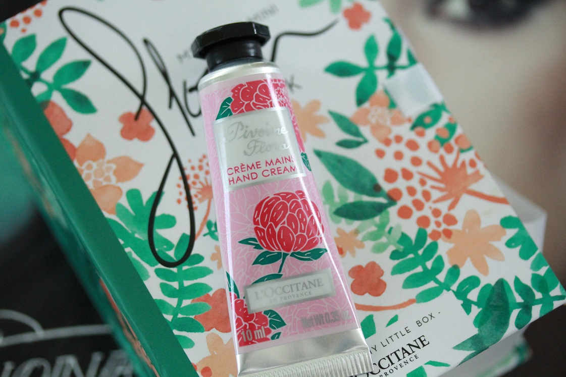 L'Occitane My Little Mini Flower Book_Handcreme