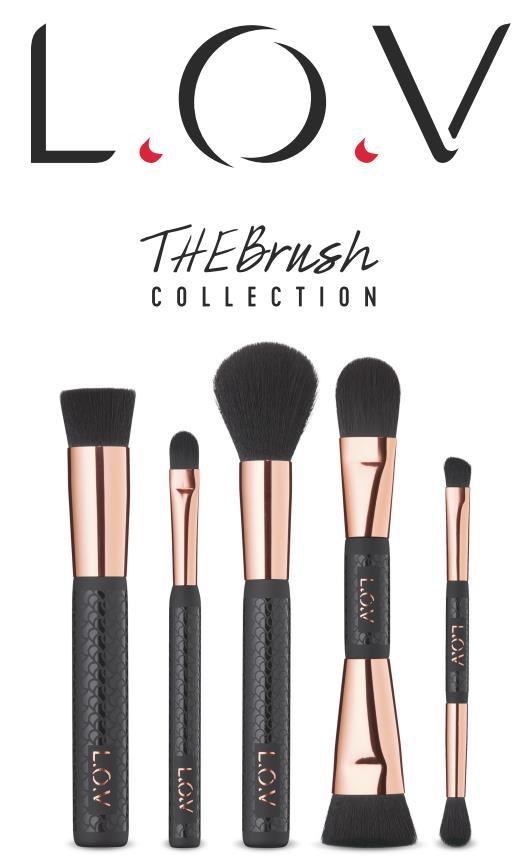 neues auf dem Beautymarkt_L.O.V._19_Brushcollection