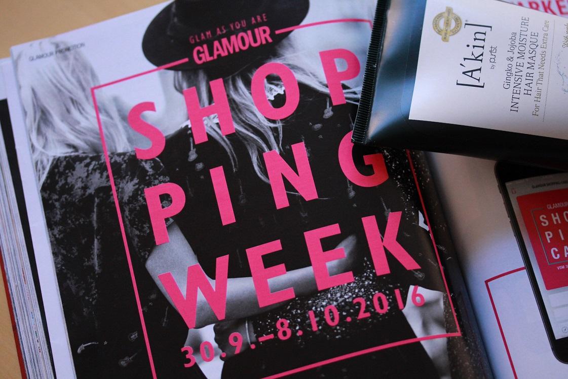 Glamour Shopping Week: 30.09. – 08.10.2016