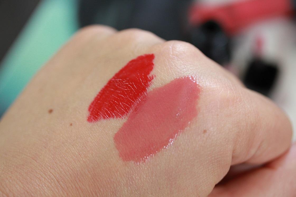 Neuheiten catrice_Herbst Winter 2016_Swatches von Lippenprodukten