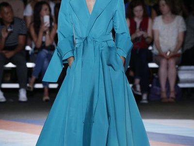 Fashion Week New York: Frühjahr-Sommer 2017 Christian Siriano