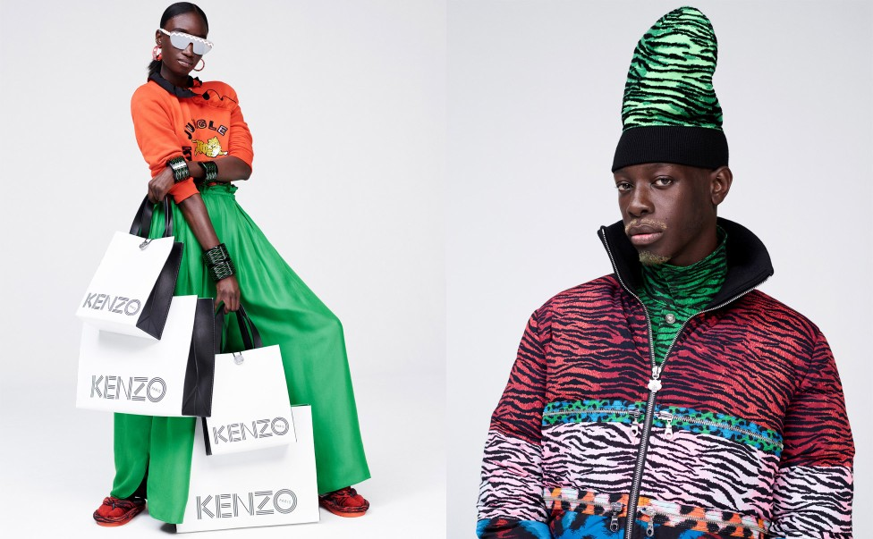 Kooperation des Jahres: H&M X KENZO