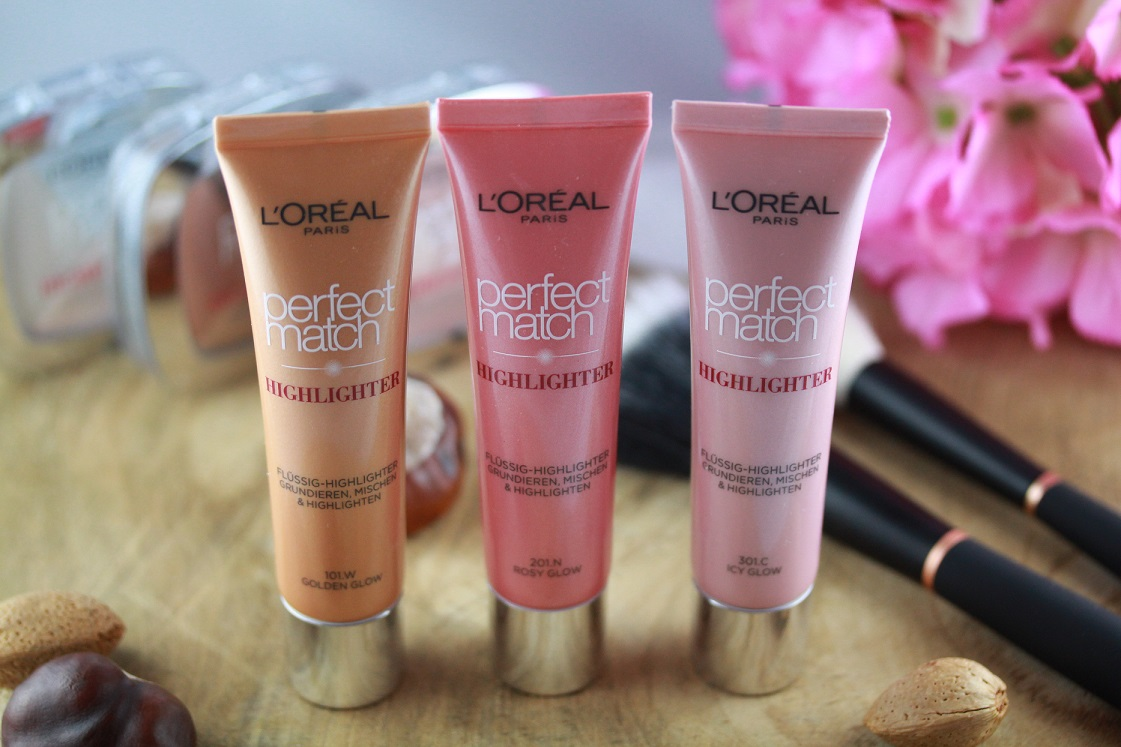 Review: Perfect Match 3-in-1-Highlighter von L'ORÉAL PARIS