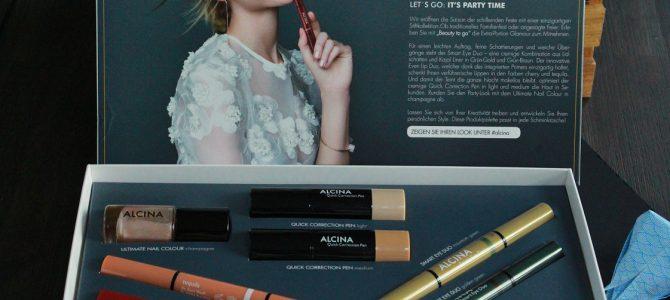 Gewinnspiel: #ALCINA Beauty to go