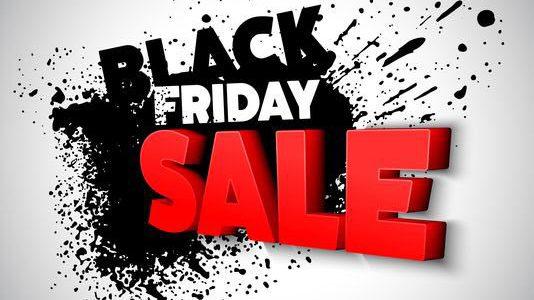Black Friday Sale 2016 am 24.11.2016