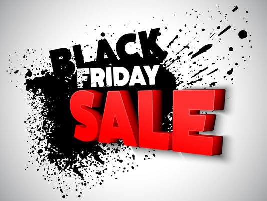 Black Friday Sale 2016 am 24.11.2016