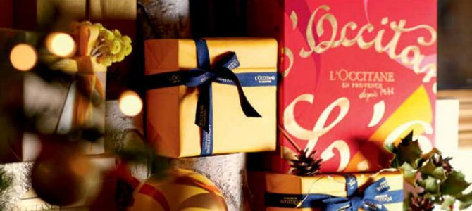 {Adventskränzchen Tag 5} Gift Guide mit L'Occitane inklusive Gewinnspiel