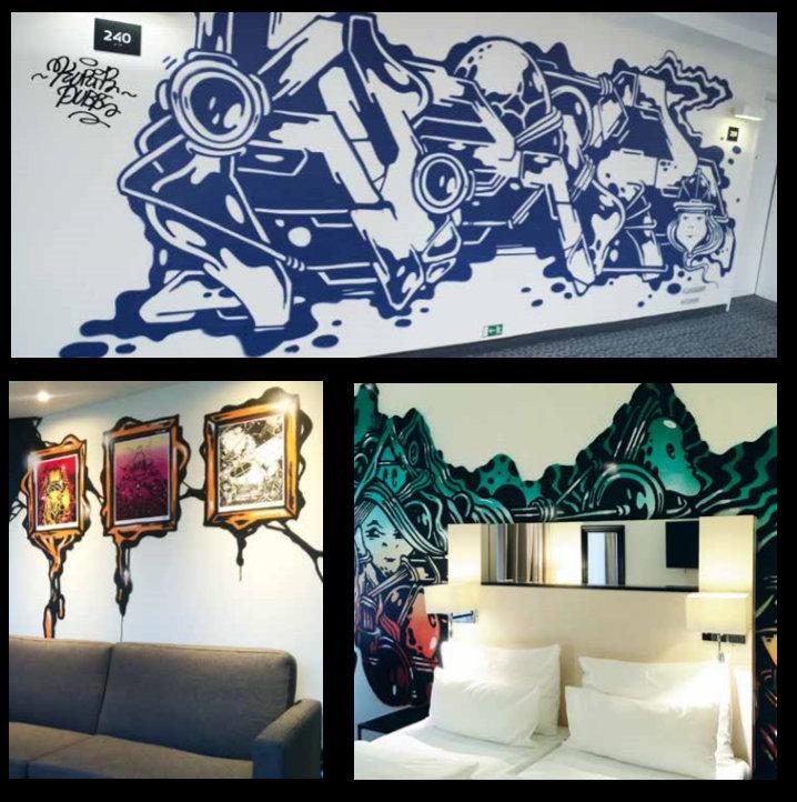 artstayhere_Scandic Hotel_Kürfüstendamm Berlin_Kurir