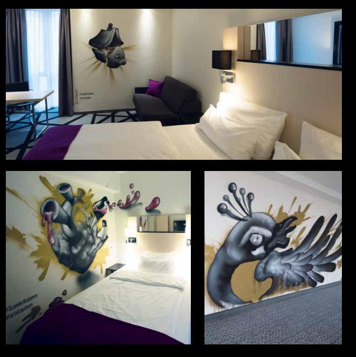 artstayhere_Scandic Hotel_Kürfüstendamm Berlin_Victoria Sundquist
