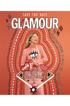 GLAMOUR Beauty Festival: 10. – 11.06.2017 in München & Beauty Week