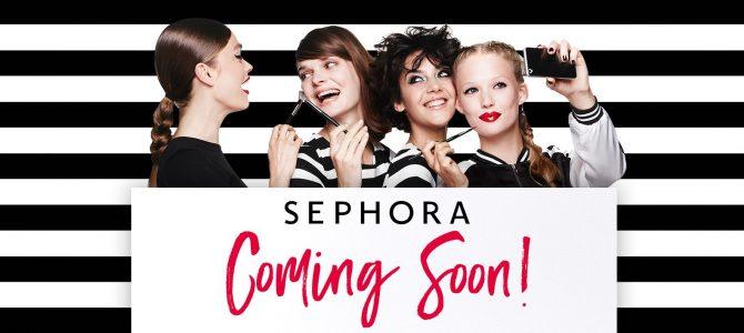 Good News für alle Beautys: Sephora kommt zurück nach Deutschland