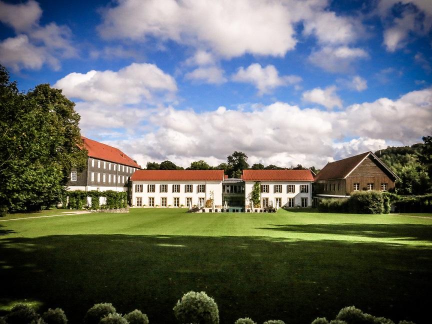 Horst Hamann für den Gräflichen Park