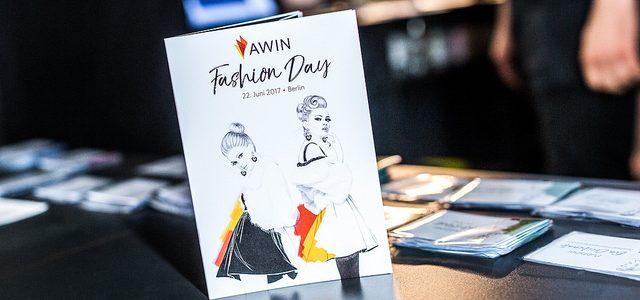 unterwegs in Berlin: Awin Fashion Day am 22.06.2017