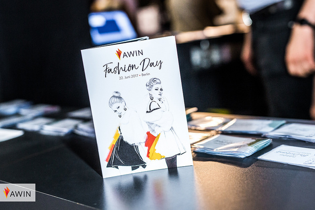 unterwegs in Berlin: Awin Fashion Day am 22.06.2017