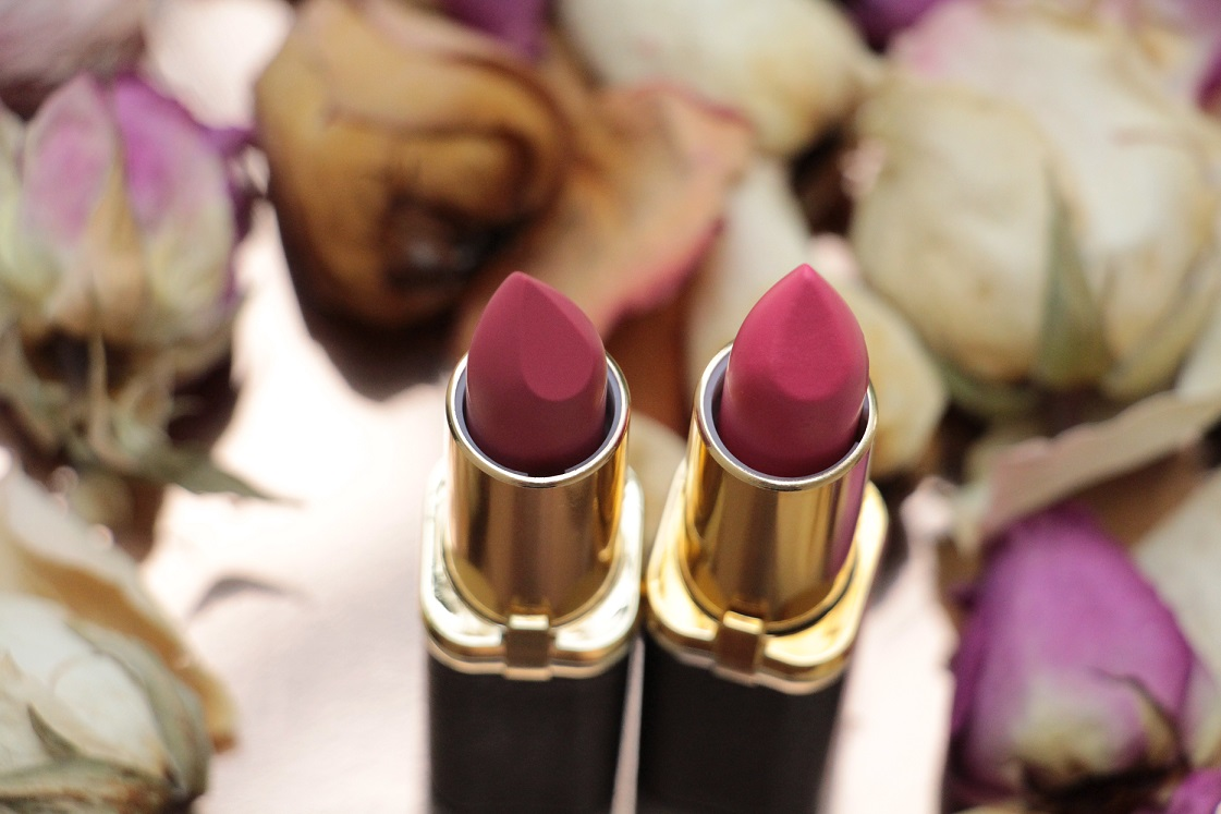 L'Orèal-Color Riche-Matte-Addiction-Lippenstifte-Pinktöne-007-das-leben-ist-schoen