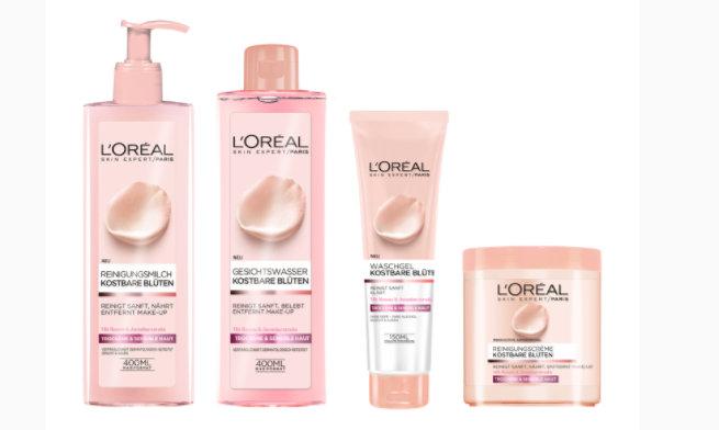 L'Oréal-Paris-kostbare-blüten-komplettes-sortiment-das-leben-ist-schoen-header