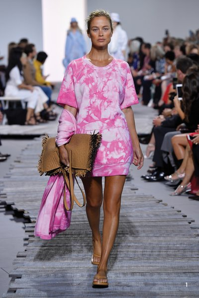 Fashion Week New York Frühjahr-Sommer 2018: Michael Kors