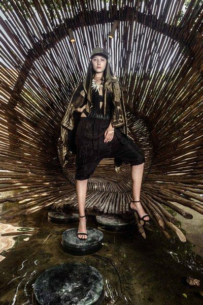 Fashion Week New York Frühjahr-Sommer 2018: Nicholas K