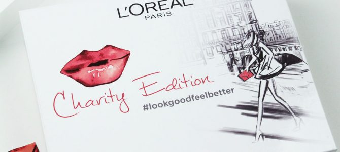 L'Oréal & DKMS LIFE: die Charity Edition der Color Riche Lippenstifte #lookgoodfeelbetter