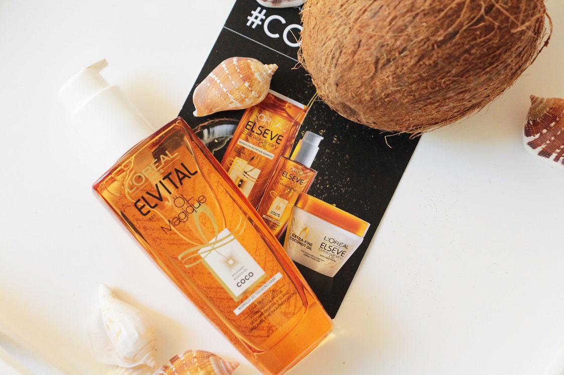 L'Oréal-Paris-Elvital-Öl-Magique-Coco-Pflegeserie-Beauty-Oil-das-leben-ist-schoen