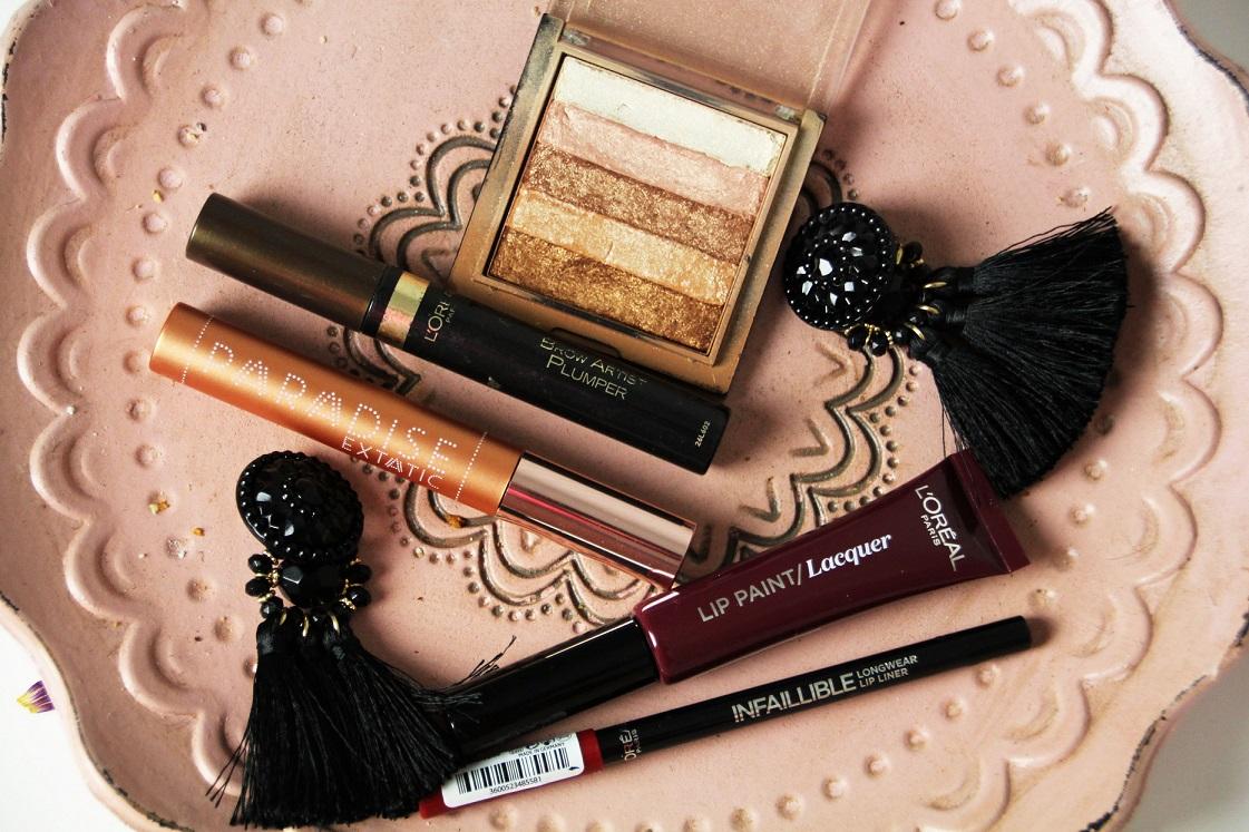 blogparade-glitter-alltagslook-augen-make-up-loreal-augenmascara-paradise-estatic-mascara-das-leben-ist-schoen