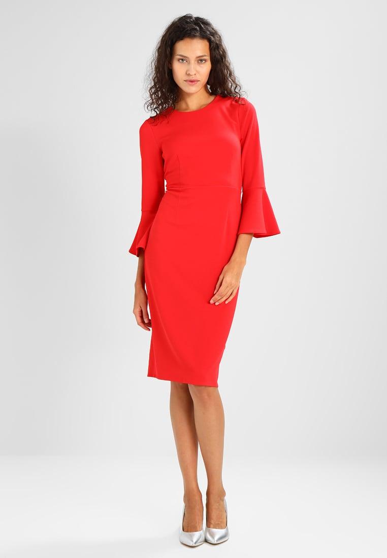 Zalando kleider in rot
