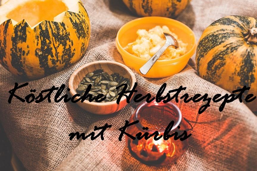 herzhaft und süß: köstliche Herbstrezepte mit Kürbis