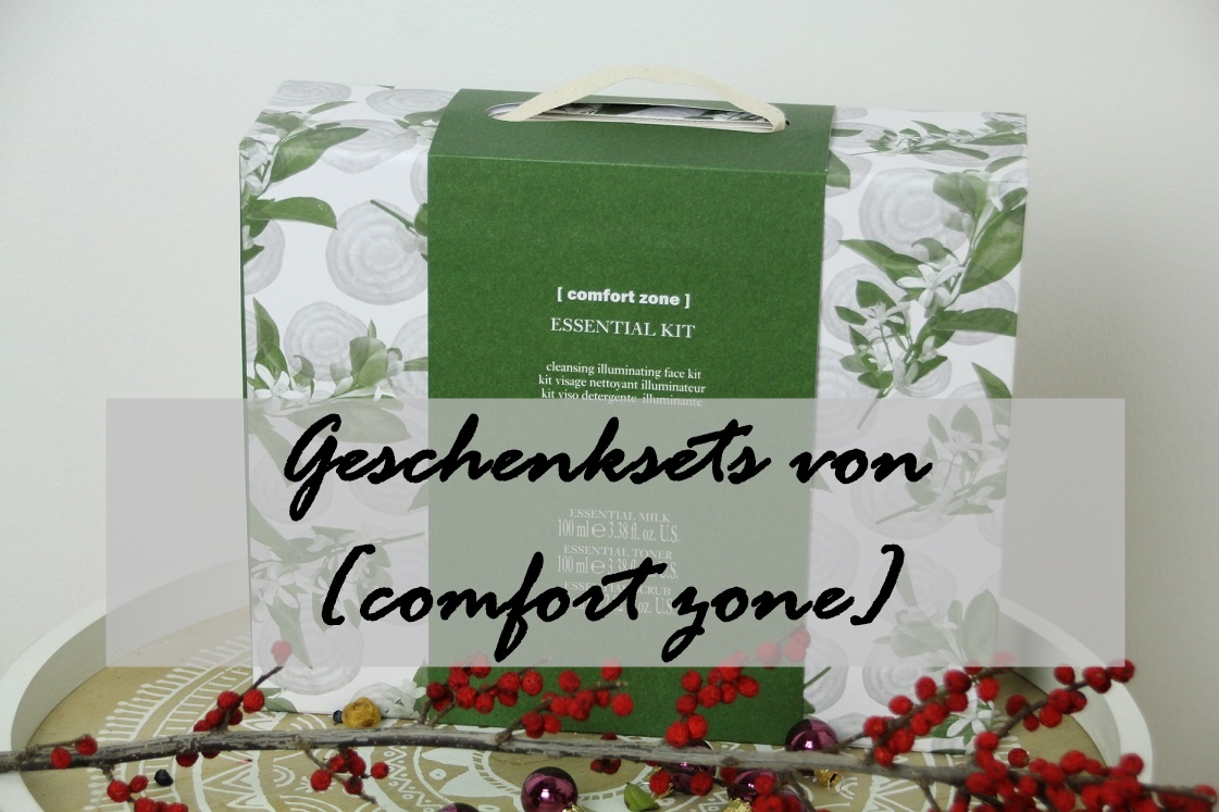 gepflegt feiern: Geschenksets von [comfort zone] – inkl. Gewinnspiel