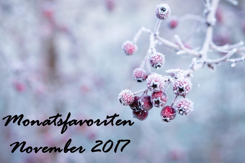Monatsfavoriten | November 2017 mit MISSHA, KORRES, NYX & Co.